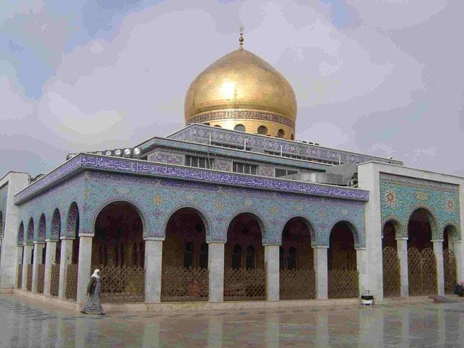 مسجد السيدة زينب بسوريا